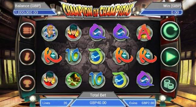 Champion of Champions by Free Slots 247