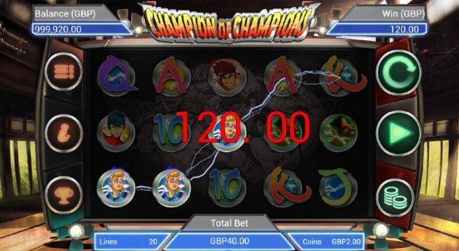Champion of Champions screenshot