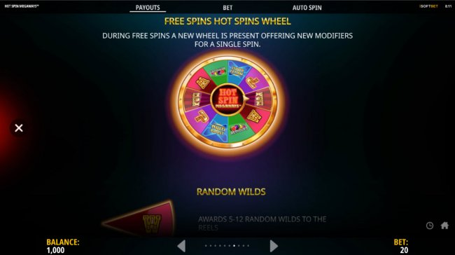 Free Slots 247 - Bonus Feature