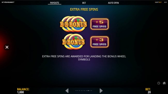Hot Spin Megaways by Free Slots 247