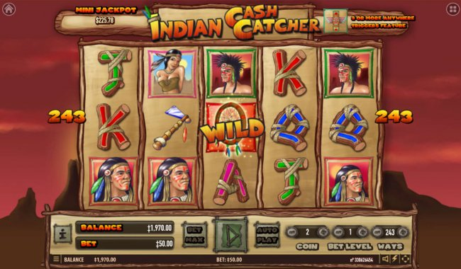 Indian Cash Catcher by Free Slots 247