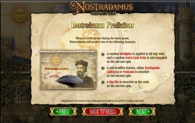 Nostradamus Prophecy Slot by Free Slots 247