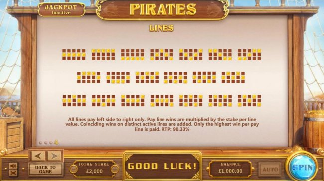 Free Slots 247 image of Pirates