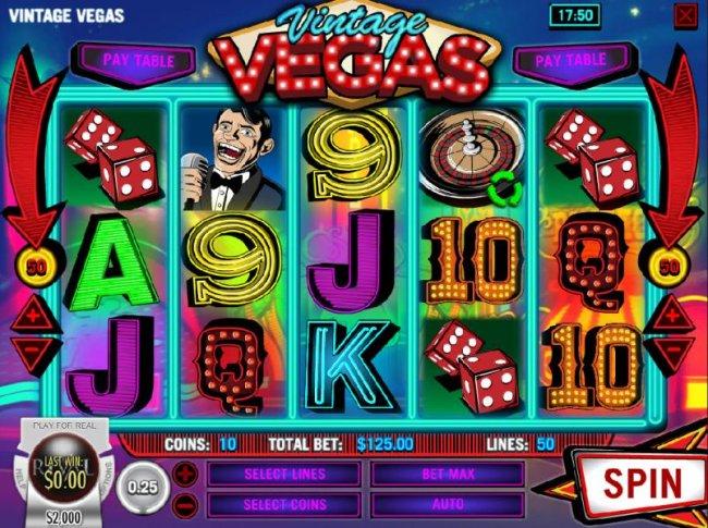 Vintage Vegas by Free Slots 247