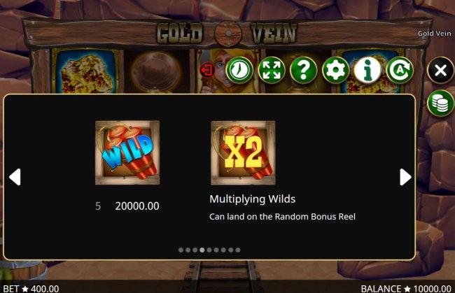 Free Slots 247 image of Gold Vein