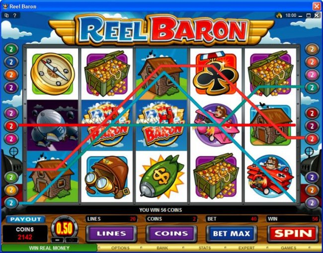 Free Slots 247 image of Reel Baron