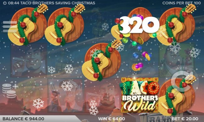 Taco Brothers Saving Christmas screenshot