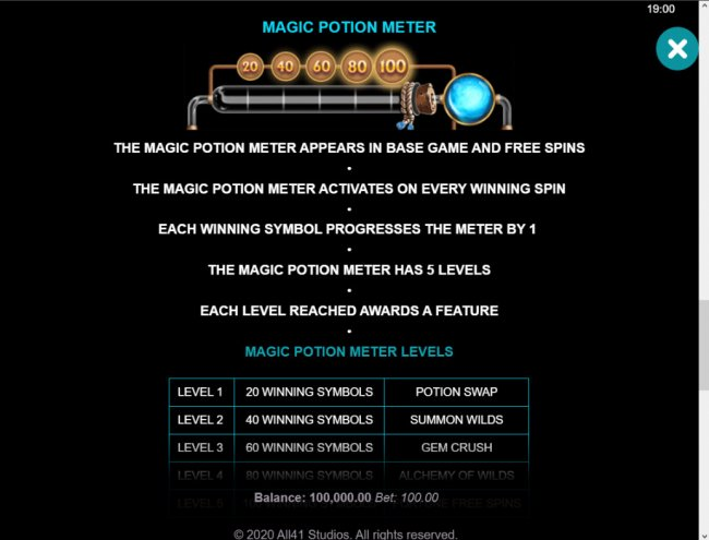 Free Slots 247 image of Alchemy Fortunes