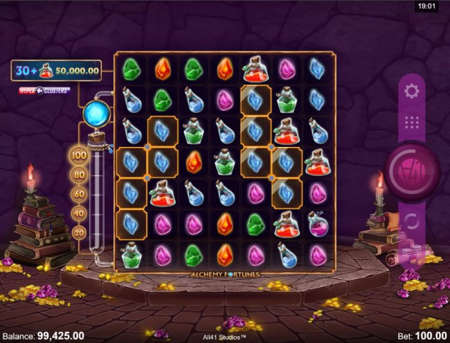 Alchemy Fortunes by Free Slots 247