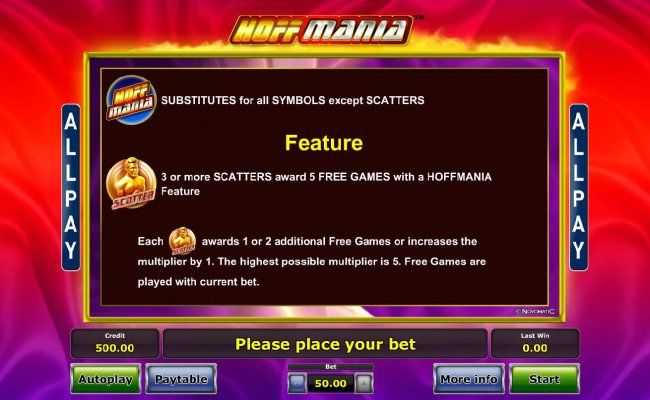 Wild and Scatter Symbols Rules - Free Slots 247