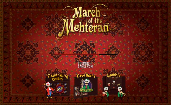 Free Slots 247 image of March of the Mehteran