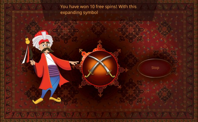Free Slots 247 - 10 free spins awarded