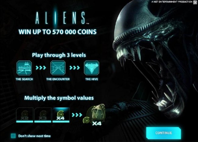 Aliens by Free Slots 247
