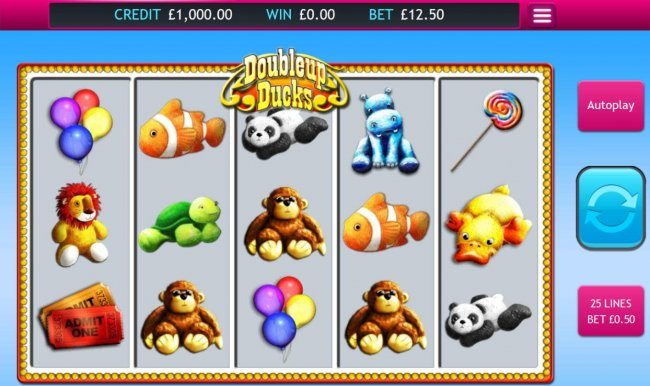 Doubleup Ducks by Free Slots 247