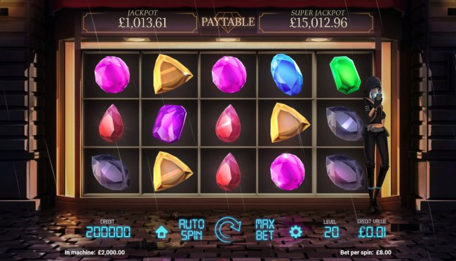 Free Slots 247 image of Jewel Heist