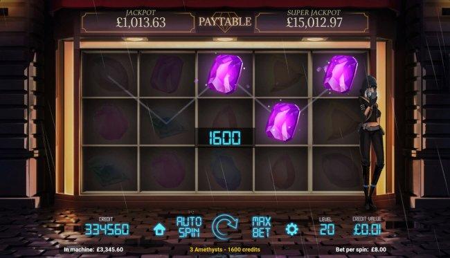 A winning three of a kind - Free Slots 247
