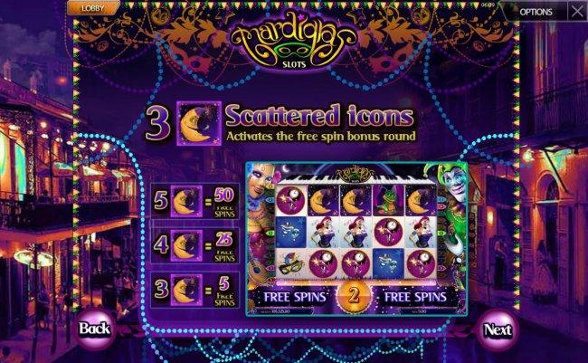 Free Spins Bonus Game Rules - Free Slots 247