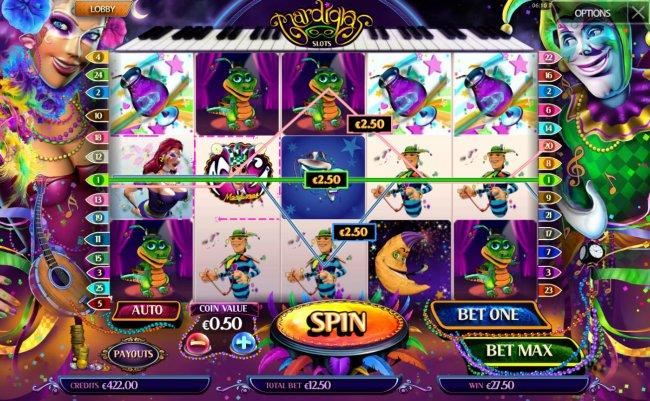 Free Slots 247 image of Mardi Gras