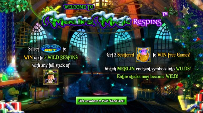 Images of Merlin's Magic Respins Christmas
