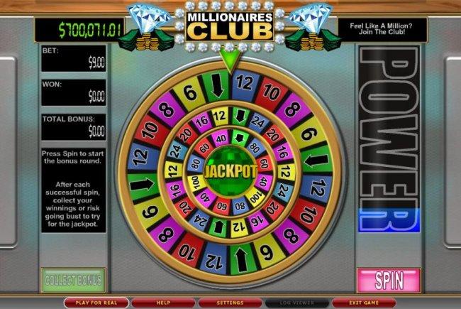 Millionaires Club II by Free Slots 247