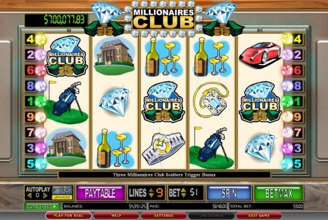 Images of Millionaires Club II