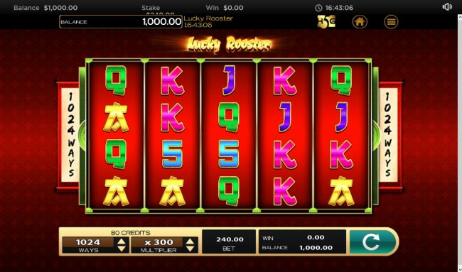 Lucky Rooster by Free Slots 247