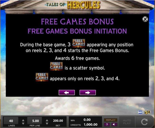 Tales of Hercules screenshot