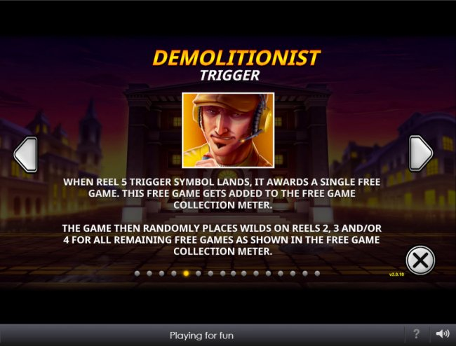 Demolitionist - Free Slots 247