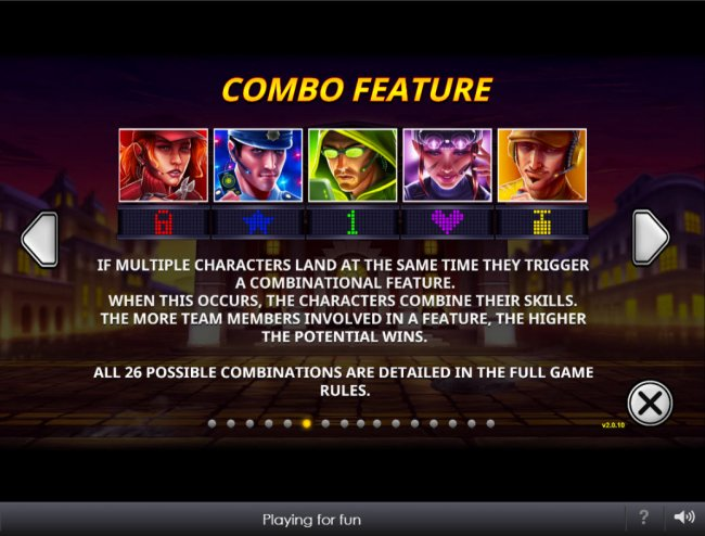 Combo Feature by Free Slots 247