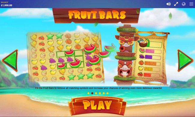 Tiki Fruits screenshot