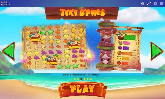 Tiki Spins - Free Slots 247