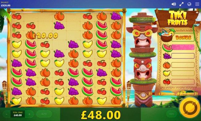 Free Slots 247 image of Tiki Fruits