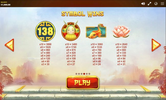 Dragon's Luck Power Reels by Free Slots 247