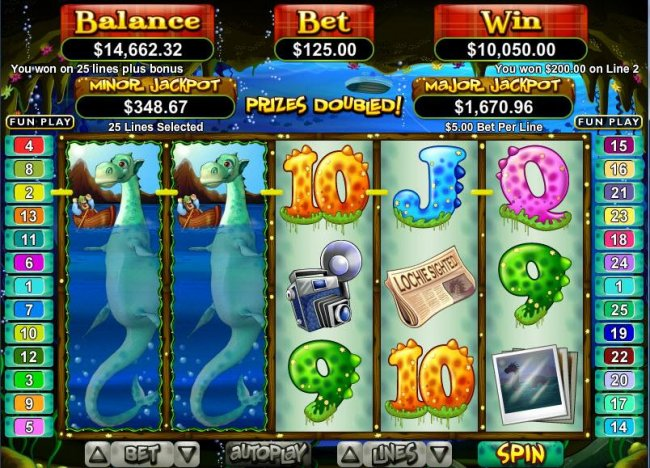 big wild by Free Slots 247