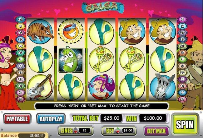 Salsa by Free Slots 247