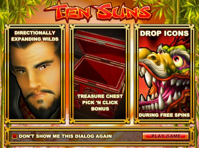 Ten Suns by Free Slots 247
