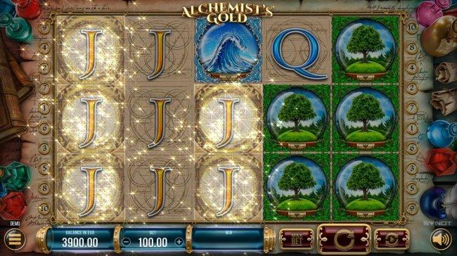 Free Slots 247 - Mystery symbols reveal random symbols