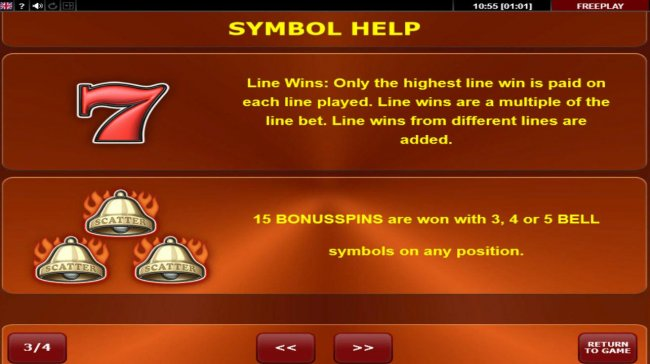 Free Slots 247 image of Bells on Fire Hot
