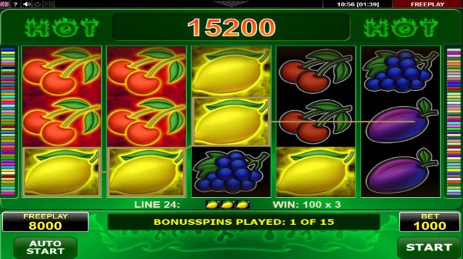 Bells on Fire Hot by Free Slots 247