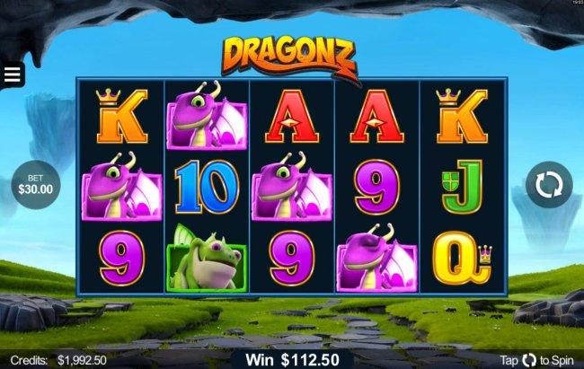 Free Slots 247 image of Dragonz
