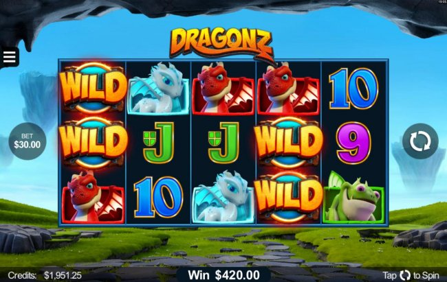 Images of Dragonz
