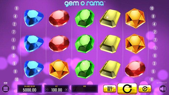 Gem O Rama by Free Slots 247