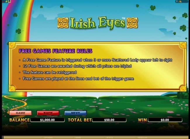 Images of Irish Eyes