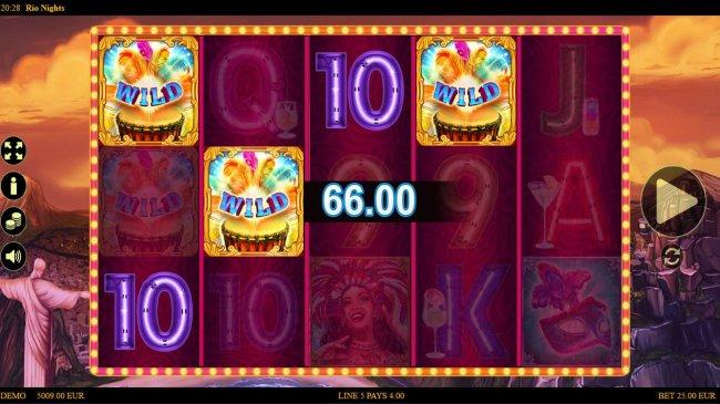 Rio Nights by Free Slots 247