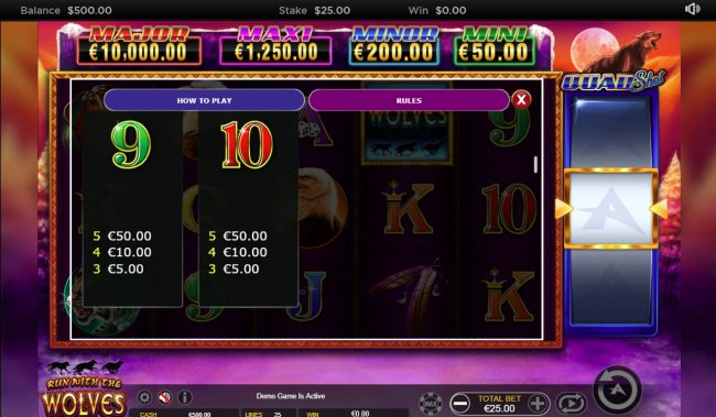Free Slots 247 - Low Value Symbols