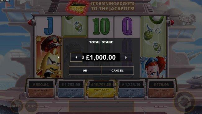 Bomb the Jackpot screenshot