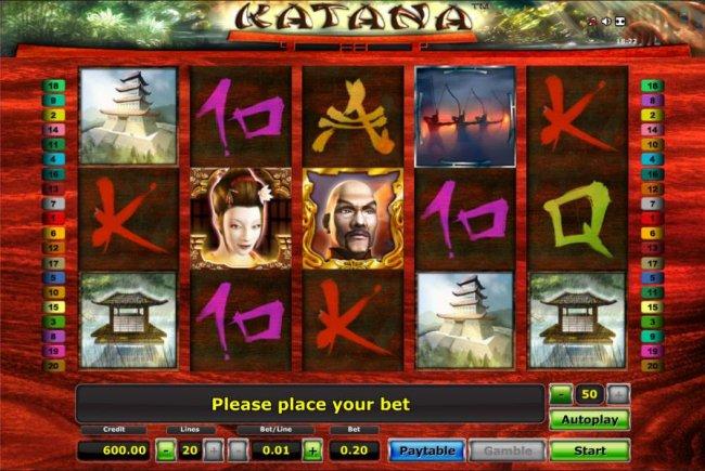Katana by Free Slots 247