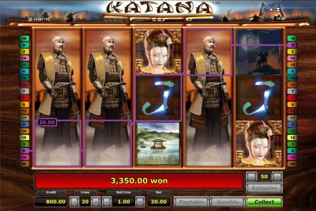 Free Slots 247 image of Katana