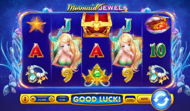 Free Slots 247 image of Mermaid Jewels