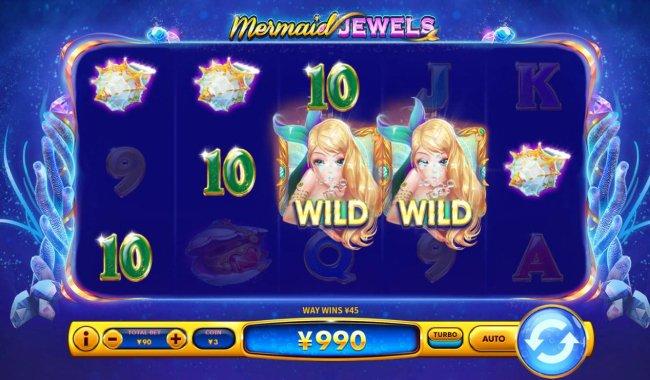 Multiple winning combinations triggers a big win - Free Slots 247